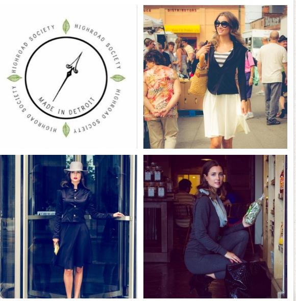 Highroad Society Fall 2013 - Adriana Pavon Designer | Photo Credit: